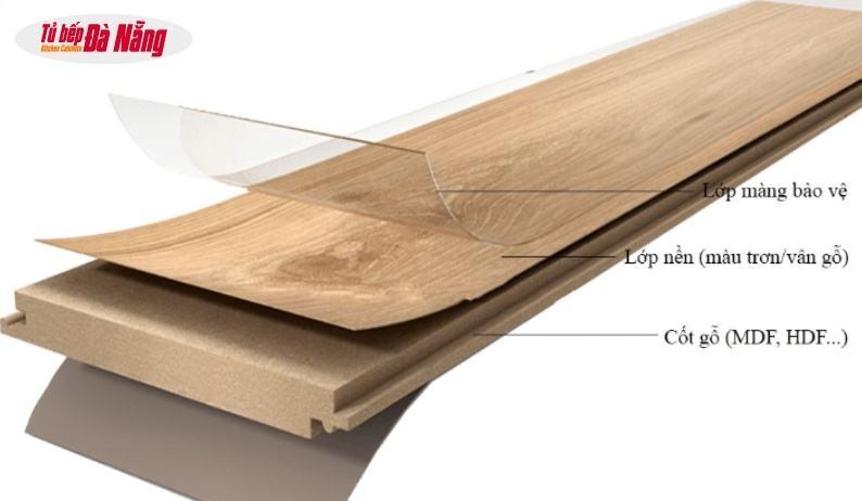 Chất liệu gỗ laminate là gì ?